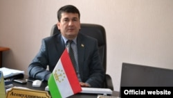 Тоджиддин Асомуддинзода