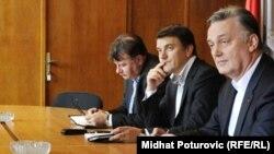 Sastanak SDP-a