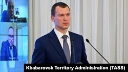 New Governor Mikhail Degtyaryov
