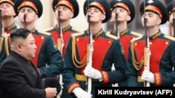 Lideri verikorean, Kim Jong Un në Rusi.