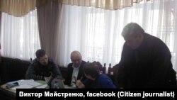 Ольга Романова и Алексей Козлов в суде Ивановской области