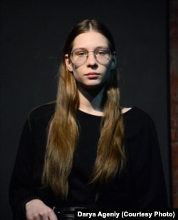 Дарья Агений