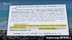 Документы на аренду Санатория Кирова