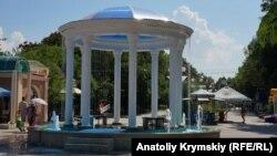 Курортный сезон в Черноморском