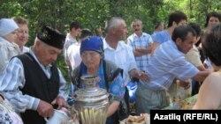 Карагуҗа авылы 210 еллыгын бәйрәм итте
