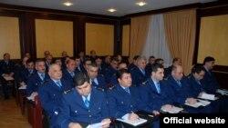 Заседание Коллегии министерства налогов, посвященное итогам 2008 года и планам на 2009 год