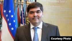 Бахтияр Гулямов, занимавший должность посла Узбекистана в США,