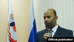 Муҳаммад Амин Маджумдер-раиси Федератсияи муҳоҷирони Русия