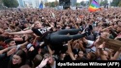 Protest desničara u Nemačkoj