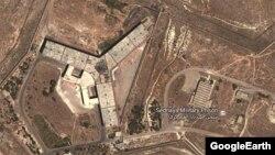 Военная тюрьма Сайедная