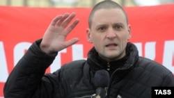 """Координатор движения """"Левый фронт"""" Сергей Удальцов"""