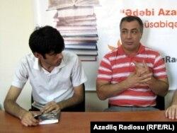Kəramət Böyükçöl və Əsəd Cahangir Azadlıq Radiosunda