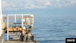Иссык-кульские пляжи ждут отдыхающих.