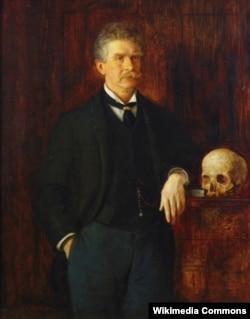 Ambrose Bierce, portret