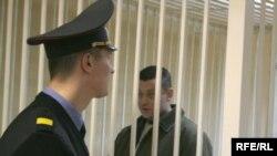 Сяргей Парсюкевіч у судзе