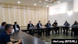 Nga mbledhja e Shtabit të Krizës së komunave veriore të Kosovës