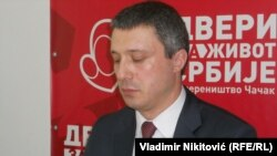 Boško Obradović, foto: Vladimir Nikitović