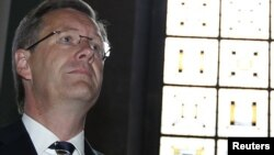 Кандидат в президенты Германии Йоахим Гаук.