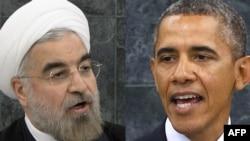 Hasan Rohani i Barak Obama