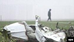 Очевидцы катастрофы говорят, что спасать было уже некого