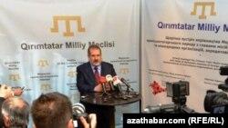 Киевта Рифат Чубаров матбугат очрашуы үткәрә