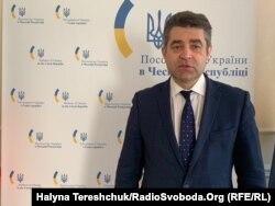 Посол Євген Перебийніс