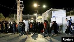 Migranti u Grčkoj