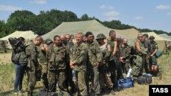 Ushtarë të Ukrainës