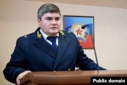 Так званий «генпрокурор» Заур Ісмаїлов, відправлений у відставку. Фото з сайту «генпрокуратури» угруповання «ЛНР»