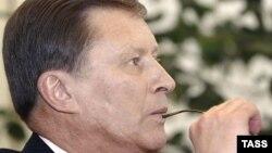 Президент идарәсе башлыгы Сергей Иванов