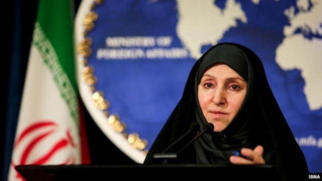 مرضیه افخم، سخنگوی وزارت امور خارجه ایران، میگوید تهران هنوز درباره پرداخت غرامت وارد مذاکره با لندن نشده است