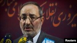 مسعود جزایری، معاون ستاد کل نیروهای مسلح ایران