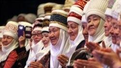 Кыргызда да эркекти мансапка аял сүрөйт