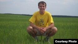 Андрій Максимович під час доброчинного марафону «Пробіг заради дітей»