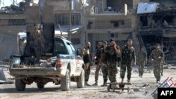 Siriýanyň Aleppo şäheri, 9-njy sentýabr, 2016