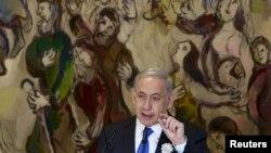 Израелскиот премиер Бенјамин Нетанјаху