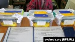 Організації та центри волонтерської допомоги працюють по всій Україні. На фото: волонтерський центр у Чернігові