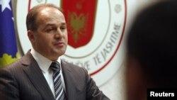 Ministri i Punëve të Jashtme i Kosovës, Enver Hoxhaj