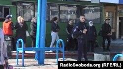 Донецк во время эпидемии коронавируса
