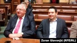 Prozivke i opstrukcije: Vojislav Šešelj u Skupštini Srbije