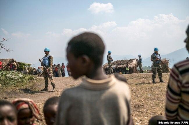 Миротворцы ООН в Конго, 2015 год
