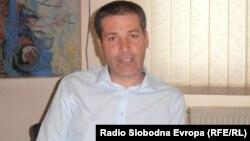 Горан Стојковски, директор на ЈП Водовод Куманово.