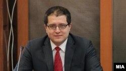 Министерот за образование Панче Кралев