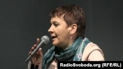 Українська письменниця Оксана Забужко
