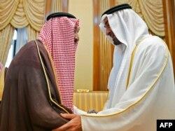 دیدار تازه سران اماراتی و عربستانی با موضوع یمن
