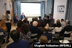 Uzbekistan/Russia -Meeting with representative Saidnumon Mansurov, 12.03.2019