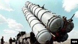 The S-300 air-defense system