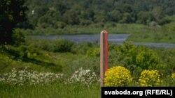 Беларуска-латвійская мяжа, ілюстрацыйнае фота