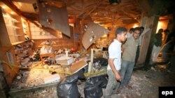 Рука террористов дотянулась и до Дахаба