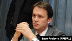 Raško Konjević, ministar policije Crne Gore
